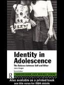 Download Identity in adolescence