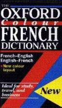 Download Oxford colour French dictionary