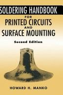 Download Soldering handbook for printed circuits and surface mounting