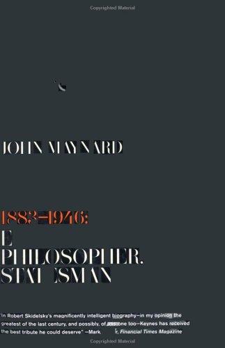 John Maynard Keynes: 1883-1946