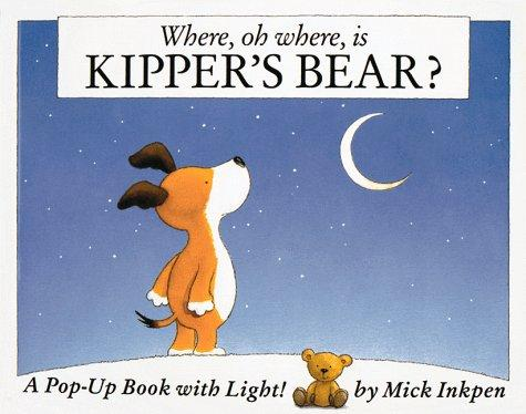 Where, oh where, is Kipper's bear?