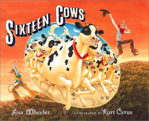 Download Sixteen cows