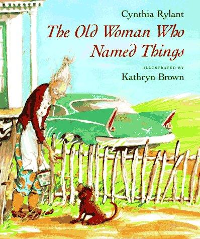 Download The old woman who named things
