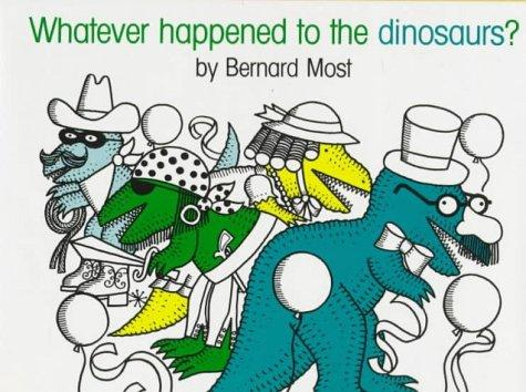 Download Whatever happened to the dinosaurs?