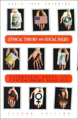 Ethical theory and social issues