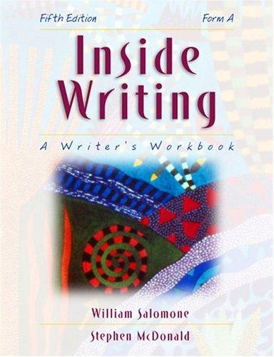 Download Inside writing
