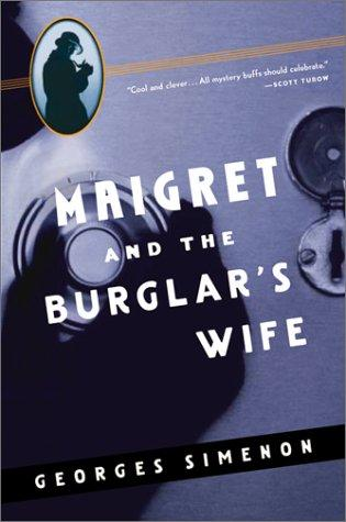 Download Maigret and the burglar's wife