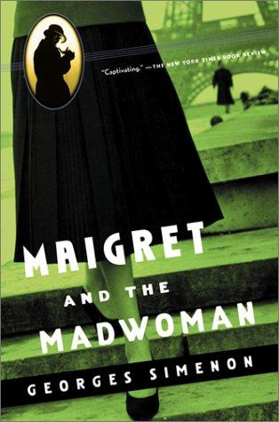 Folle de Maigret by Georges Simenon