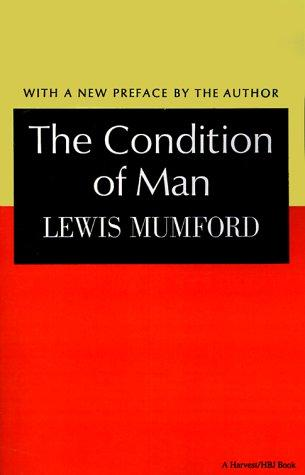 Download The condition of man.