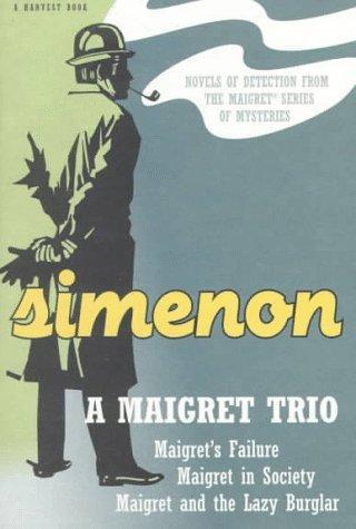 Download A Maigret trio