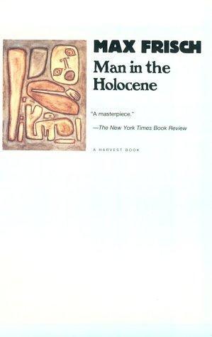 Man in the Holocene