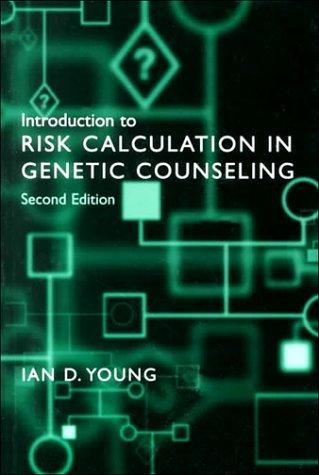 Download Introduction to risk calculation in genetic counseling
