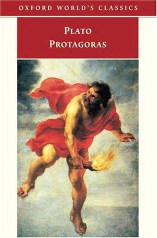Protagoras (Oxford World's Classics)