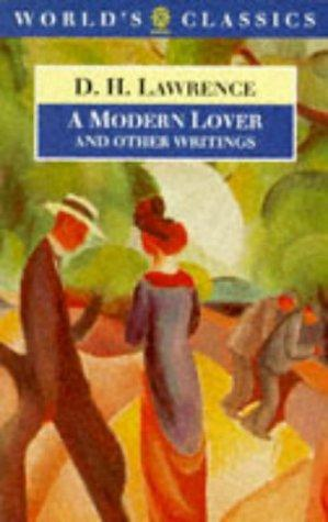 A modern lover and other stories