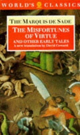 The misfortunes of virtue, and other early tales