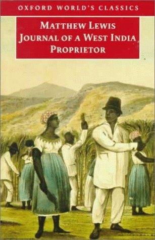 Download Journal of a West India proprietor