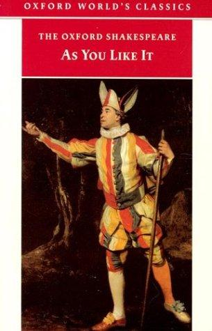 As You Like It (Oxford World's Classics)