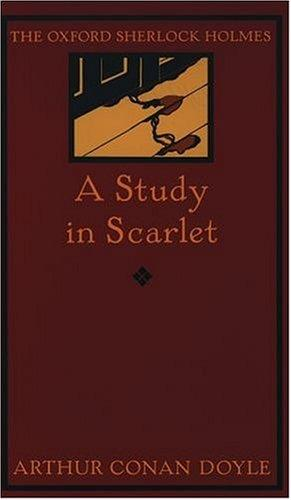 Download A Study in Scarlet (Oxford World's Classics)