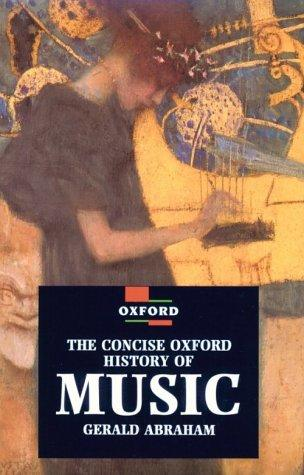 Download The concise Oxford history of music