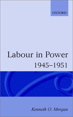 Download Labour in power, 1945-1951