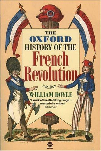Download The Oxford history of the French Revolution