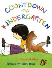 Countdown to Kindergarten cover