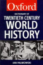 20TH CENTURY WORLD HISTORY