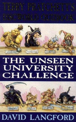 "Terry Pratchett's ""Discworld"" Quizbook by David Langford"