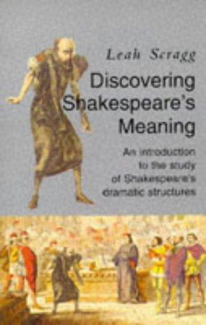 Download Discovering Shakespeare's meaning