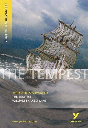 """Tempest"" by William Shakespeare"