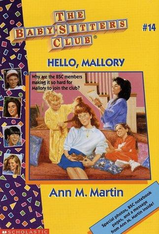 Download Hello, Mallory (Baby-Sitters Club)