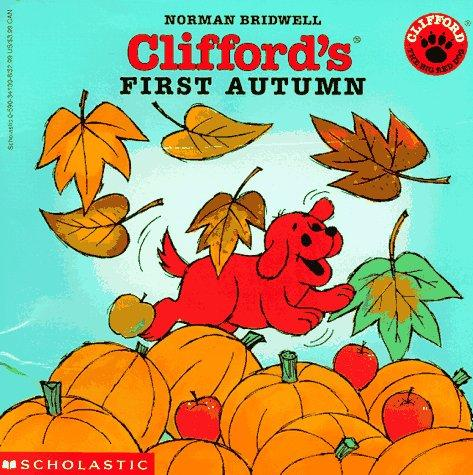 Image for Clifford's First Autumn (Clifford 8x8)