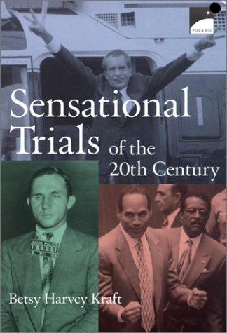 Download Sensational trials of the 20th century