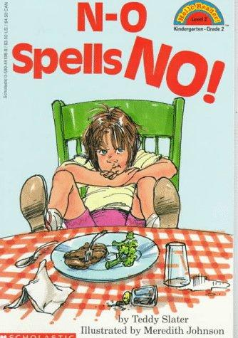 N-O spells no!