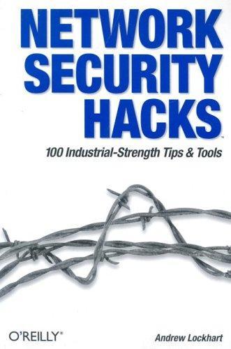 Download Network security hacks