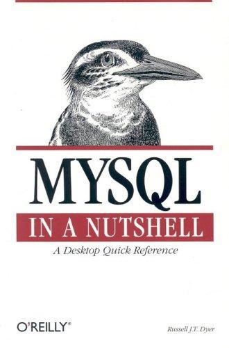 Download MySQL in a nutshell