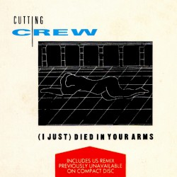Cutting Crew - I just died in your arms (1986 Cd)