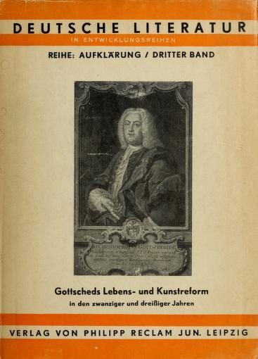 Deutsche Literatur by Fritz Brüggemann