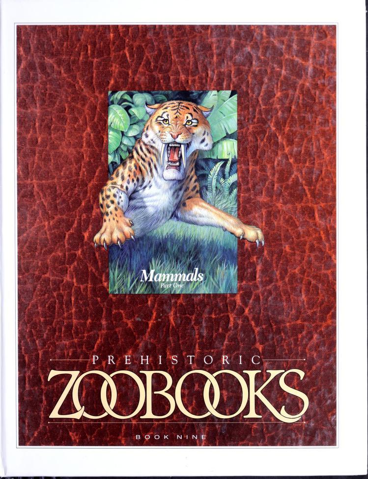 Mammals by John Bonnett Wexo