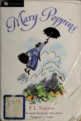 Cover of: Mary Poppins | P. L. Travers