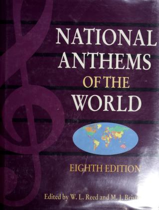 Cover of: National Anthems of the World | W. L. Reed