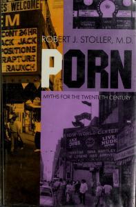 Cover of: Porn | Robert J. Stoller