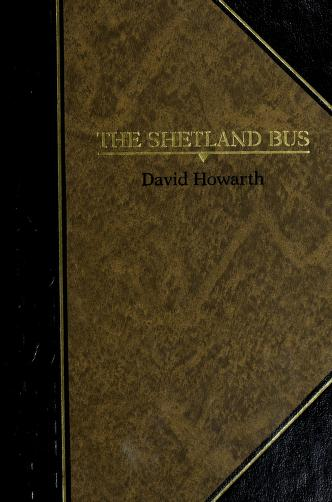 The Shetland bus by David Howarth