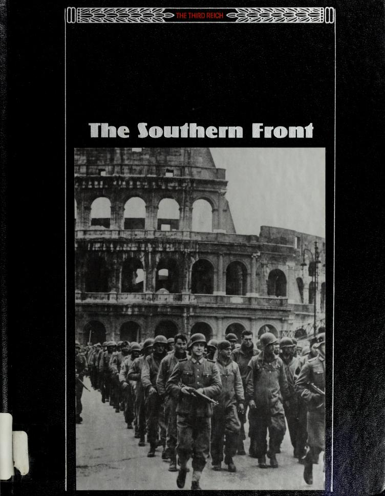 The Southern front by by the editors of Time-Life Books.