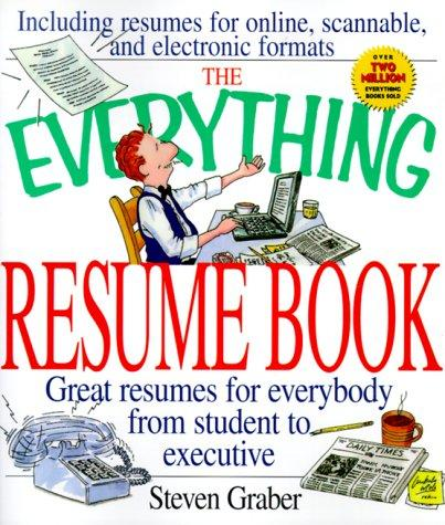 The Everything Resume Book (Everything) by Steven Graber