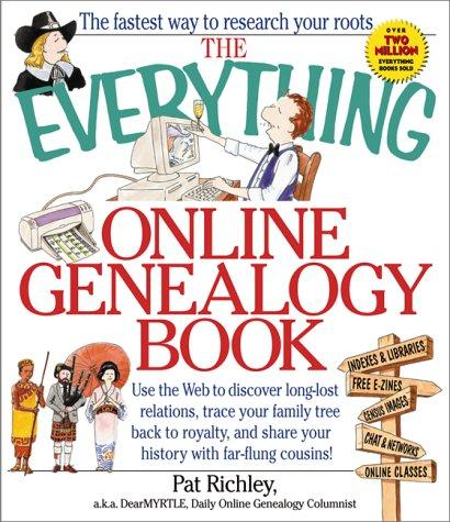 The everything online genealogy book by Pat Richley