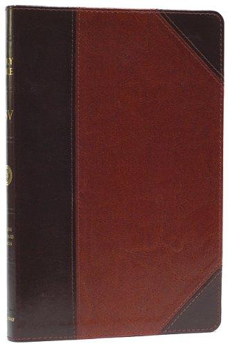 Holy Bible - ESV Thinline Br/Crd Port
