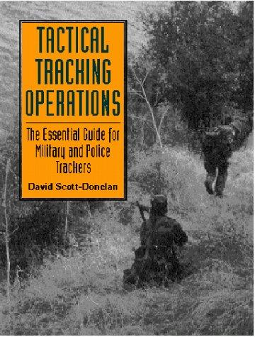 Tactical Tracking Operations by David Scott-Donelan