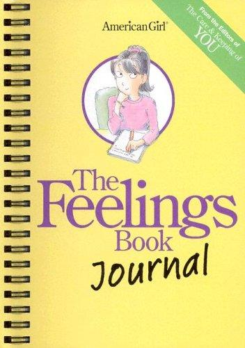 The Feelings Book Journal by Lynda Madison
