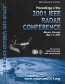 Proceedings of the 2001 radar conference by IEEE National Radar Conference (2001 Atlanta, GA)